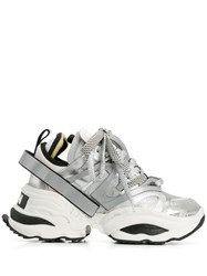 Dsquared2 The Giant Sneakers Grey