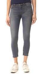 Siwy Iman Seamless Ankle Zip Skinny Jeans Never