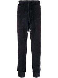Tom Ford Drawstring Relaxed Trousers Blue