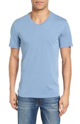 Velvet By Graham And Spencer Men's 'Samsen' V Neck T Shirt