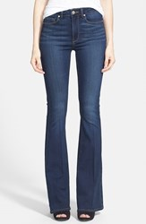 Paige Women's 'Transcend Bell Canyon' High Rise Flare Jeans