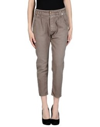 Cycle Denim Pants Khaki