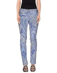 Etro Denim Denim Trousers Women