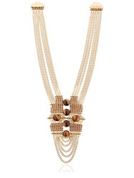 Lucia Odescalchi Chapter Two Tiger's Eye Necklace