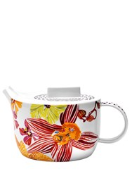 Missoni By Richard Ginori 1735 Flowers Collection Coffeepot Teapot