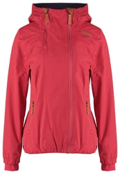 Ragwear Summer Jacket Red