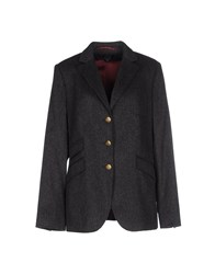 Gant Suits And Jackets Blazers Women Steel Grey