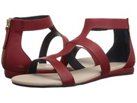Lacoste Atalaye Dark Red Women's Sandals
