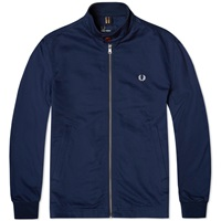 Fred Perry Scooter Jacket Dark Carbon