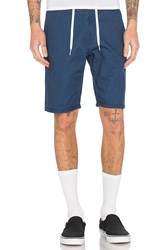 Native Youth Doniford Short Blue