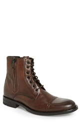Men's Kenneth Cole New York 'Mind Over Matter' Cap Toe Boot