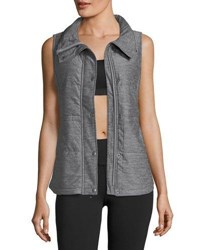 The North Face Pseudio Insulated Vest Medium Gray
