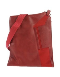 Piquadro Under Arm Bags Red