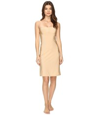 Only Hearts Club Second Skins Strapless Chemise Nude Women's Pajama Beige