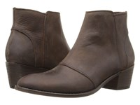 Wolverine Roxana Brown Waxy Leather Women's Boots