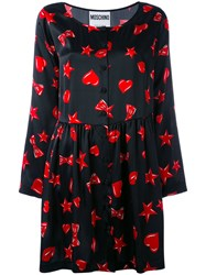 Moschino Heart Black