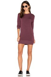 Spiritual Gangster Grateful Dress Burgundy