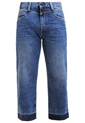 Pepe Jeans Patti Relaxed Fit Jeans Denim Bleached Denim