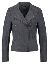 Only Onlava Faux Leather Jacket Black