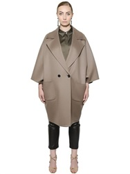 Marina Rinaldi Double Wool Coat