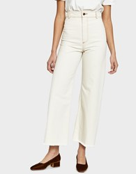 Creatures Of Comfort Maison Pant In Natural