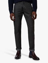 Ted Baker Sosties Tapered Jeans Charcoal