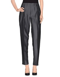 Gentryportofino Trousers Casual Trousers Women Brown