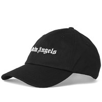 Palm Angels Vintage Logo Cap Black