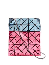 Bao Bao Issey Miyake Platinum Stardust Cross Body Bag Red Multi