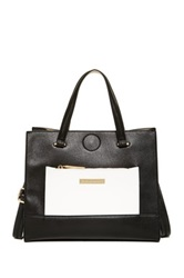 Catherine Malandrino Becca East West Tote Black