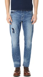 Current Elliott The Crossover Cone Jeans Henderson