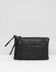 Ichi Cross Body Bag Black