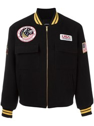 Joyrich 'Space Veteran' Jacket Black