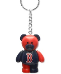 Forever Collectibles Boston Red Sox Bear Keychain Team Color