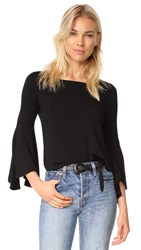 Ella Moss Bella Top Black