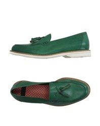 Raparo Footwear Moccasins Men Green