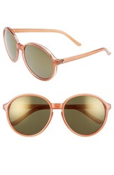 Electric Eyewear Women's 'Riot' 58Mm Round Sunglasses