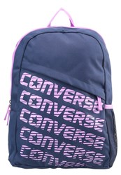 Converse Speed Rucksack Navy Fuchsia Glow Dark Blue