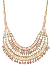 Evenandodd Necklace Pink