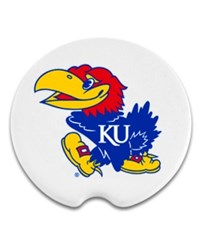 Memory Company Kansas Jayhawks 2 Pack Coasters Team Color