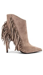 Allsaints Izzy Boot In Taupe.