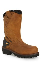 Ariat Men's 'Powerline H2o' Waterproof Insulated Comp Toe Work Boot