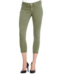 Jessica Simpson Forever Cropped Skinny Jeans Lilystone