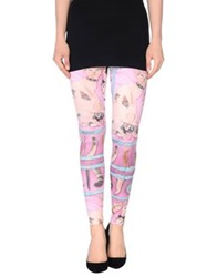 Happiness Leggings Light Purple
