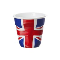 Revol Crumple Flag Cup Uk Espresso 6.5 Cm