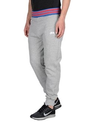Stussy Casual Pants Light Grey