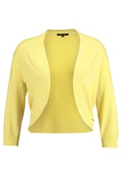 More And More Cardigan Soft Yellow
