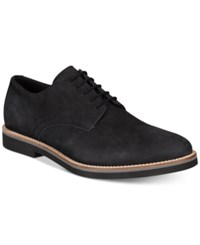 Bar Iii Baxter Buck Lace Ups Created For Macy's Shoes Black