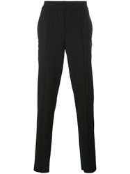 Neil Barrett Slim Fit Track Pants Black