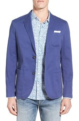 Men's Original Penguin Stretch Cotton Blazer
